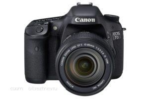 Свершилось. Canon EOS 7D