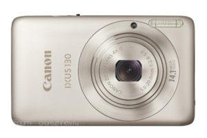 Новые камеры Canon IXUS 130 IS и IXUS 105 IS