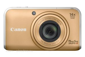 Новая Canon PowerShot SX210 IS