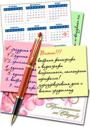 Календарь съемок на 2010 год