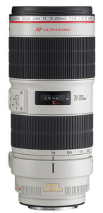 Новый объектив Canon EF 70-200 2.8 L IS II USM