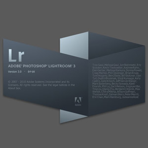 Релиз Adobe Photoshop Lightroom 3