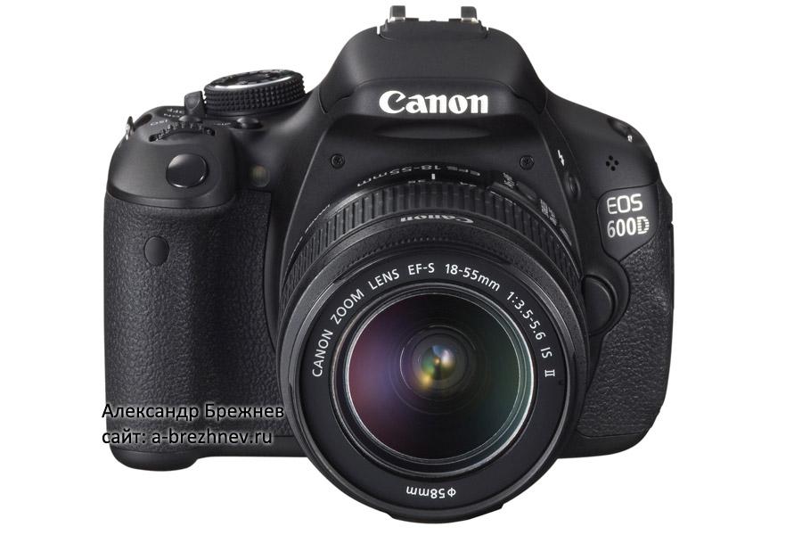 Новинки от Canon: EOS 600D и EOS 1100D